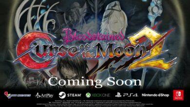 Photo of Bloodstained: Curse of the Moon 2 revelado durante el nuevo juego + Expo