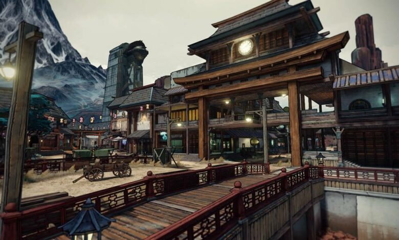 Borderlands 3 (BL3) - Cómo iniciar la campaña DLC Bounty of Blood