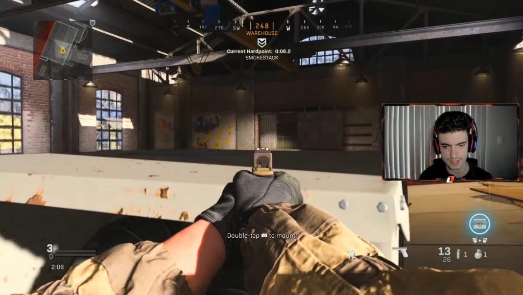 Call fo Duty Modern Warfare headglitch hackney yard octanaje