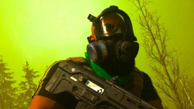 CoD Warzone: Infinite gas mask: la falla más grave finalmente debería desaparecer