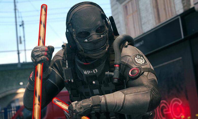 CoD Warzone y MW ahora tienen palos como armas: ¿qué tan buenos son los palos de potasa?