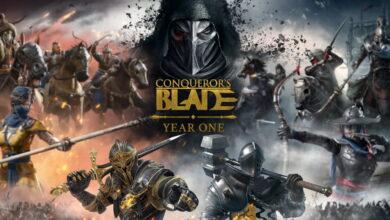 Conqueror's Blade: Medieval MMO celebra aniversario, date diligentemente