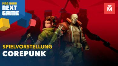 Corepunk: cómo un nuevo MMORPG inspira con la jugabilidad de LoL