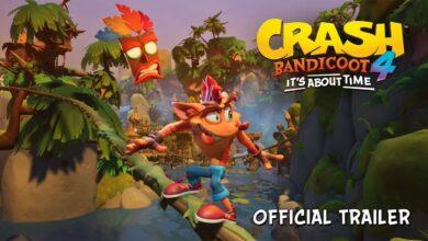 Photo of Crash Bandicoot 4: ya es hora de que se revele oficialmente para PS4 y Xbox One con el primer tráiler