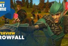 Crowfall - Quizás el MMORPG occidental más emocionante en 6 años