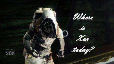 Photo of Destiny 2 – ¿Dónde está Xur? – Ubicación de Xur hoy – 23 de junio de 2020