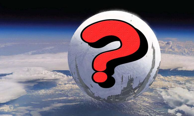 Destiny 2 anuncia la próxima gran cosa, pero bórrala nuevamente