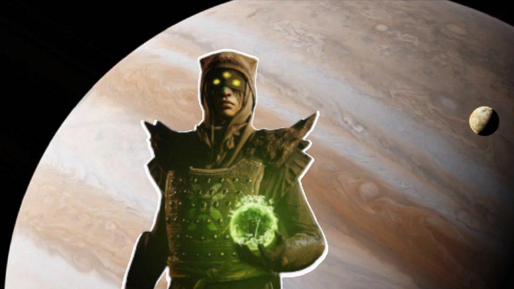 Título de Jupiter Destiny Eris