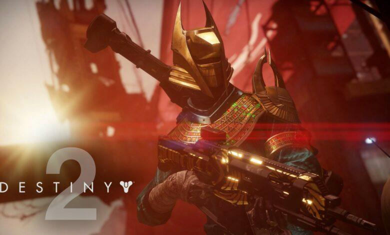 Destiny 2: los guardianes usan recolectores de sequía para destruir jefes