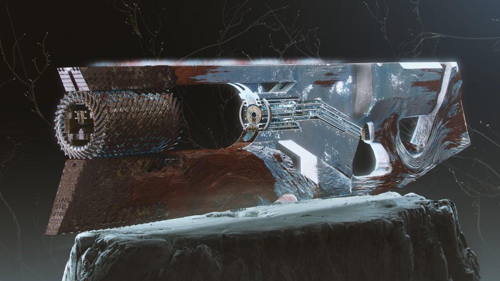 Exotic Trace Track Rifle Temporada 11 Llegada Llegada Destino 2