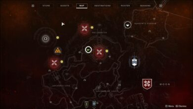 Photo of Destiny 2 – ubicación de Trove Guardian esta semana – 10 de julio de 2020