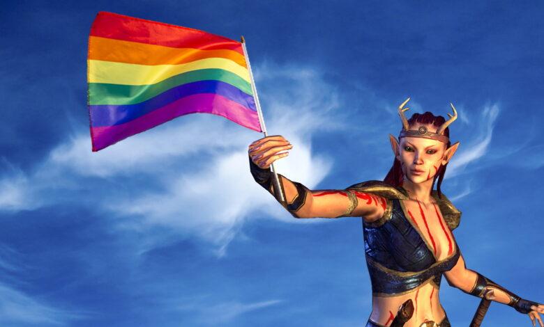ESO maneja LGBTQ + como el mundo real debería