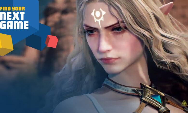 El nuevo MMORPG El Ragnarök quiere ser como God of War y es serio