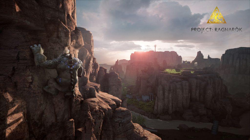 Captura de pantalla 2 del Proyecto Ragnarök Escalada
