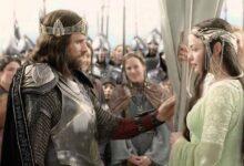 LotRO Aragorn Arwen Wedding