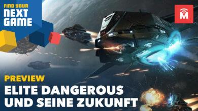 Photo of Elite Dangerous podría convertirse en el MMO SciFi que muchos quieren