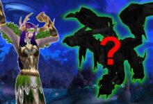 En WoW Shadowlands, un dragón muerto vuelve a ser importante
