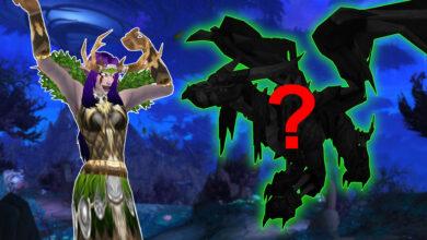 Photo of En WoW Shadowlands, un dragón muerto vuelve a ser importante