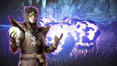 Engramas umbrales en Destiny 2, para que tú mismo puedas determinar tu botín