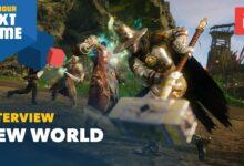 Photo of Entrevista: New World no tendrá un equilibrio perfecto en el lanzamiento