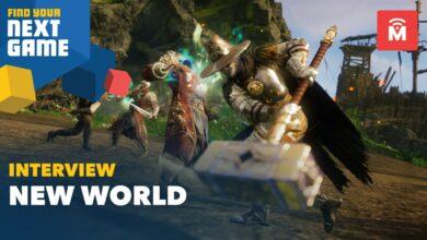 Entrevista: New World no tendrá un equilibrio perfecto en el lanzamiento