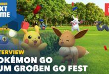 Entrevista sobre Pokémon GO Fest: aumento regional, de shinys y de nivel