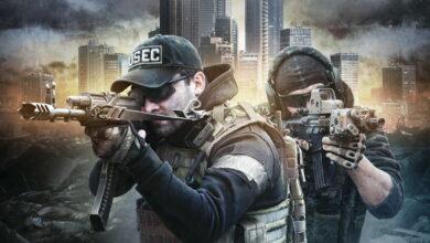 Photo of Escape de Tarkov: la cubierta muestra un arma quirúrgica, desmonta al equipo por su cuenta