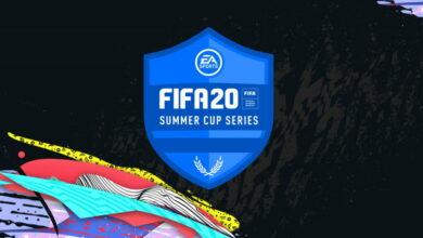 FIFA 20: Los deportes electrónicos: el programa de competición de la serie de la Copa de Verano se ha puesto patas arriba