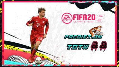 FIFA 20: Predicción TOTW 39 del modo Ultimate Team