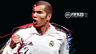 FIFA 20: icono del equipo disponible - Soccer AID World XI FC