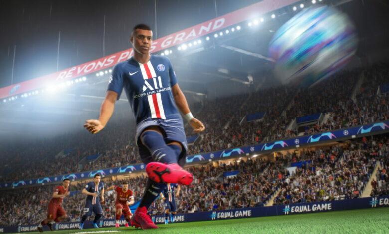 FIFA 21: disponible a partir del 1 de octubre con EA Access