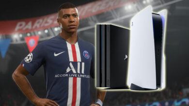 FIFA 21 se parece a la PS4 en la PC, no a la PS5