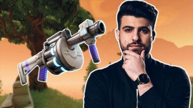 Photo of Fortnite-Pro muestra cómo usar lanzadores de granadas de kit para asesinatos geniales