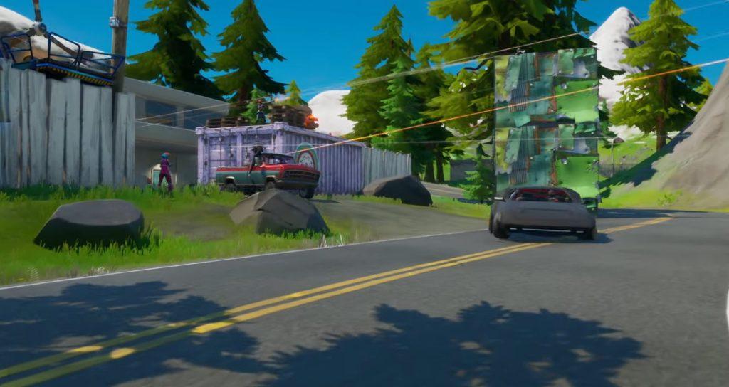 Fortnite Temporada 3 Capítulo 2 Battle Pass Cars 3
