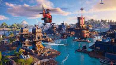 Fortnite: todos los cambios en el mapa para la temporada 3: se descubre una nueva ubicación
