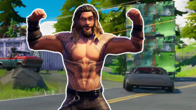 "Photo of Fortnite: tráiler de ""Battle Pass"" para la temporada 3 con Aquaman y autos"