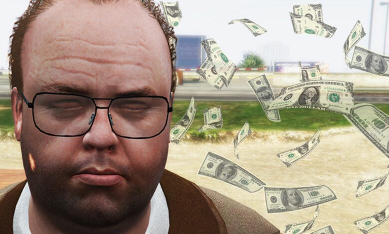 GTA Online está regalando un gran regalo de dinero, pero no a todos