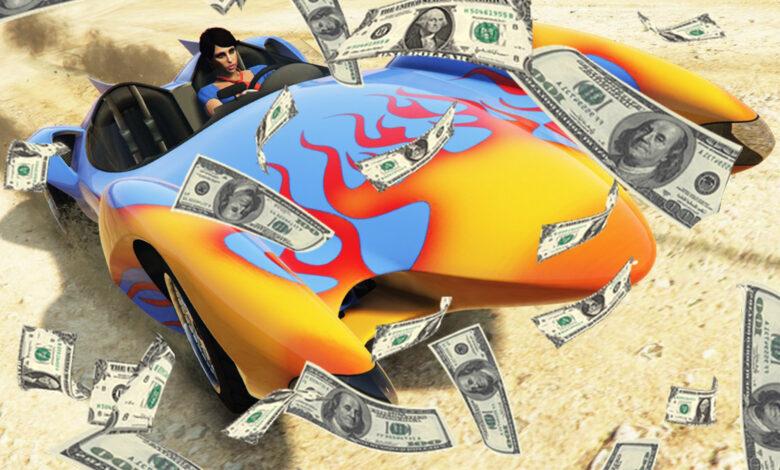 GTA Online: gane el Scramjet súper caro ahora, ¿qué puede hacer?