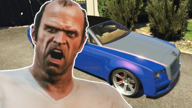 Ghost car en GTA Online venga la muerte de su conductor