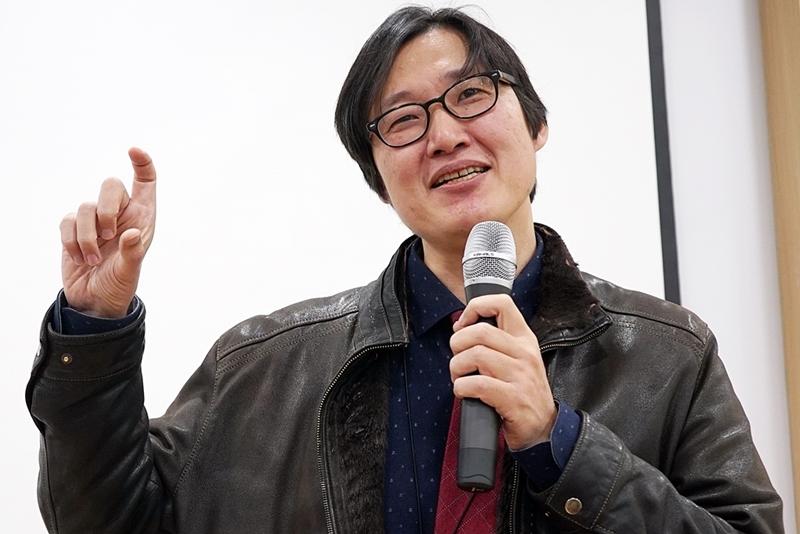 Productor ejecutivo de Kwangsam Kim Shadow Arena
