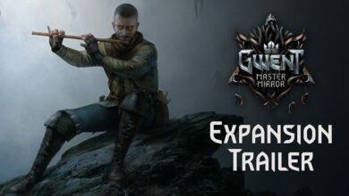 Photo of La expansión The Master Mirror de Gwent presenta una cara familiar de The Witcher 3