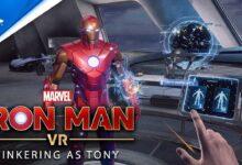 Photo of La personalización de Iron Man VR presentada en el último tráiler, el comentario del desarrollador ofrece nuevos detalles