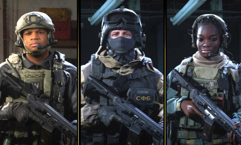 Las mejores cargas para los equipos de trío en CoD Warzone: armas, equipos, tácticas