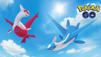 Latias y Latios regresan a Pokémon GO por un momento, ¿vale la pena?