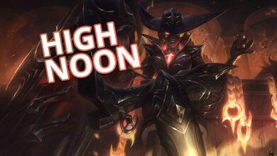 LoL: High Noon 2020: todas las máscaras, misiones y recompensas