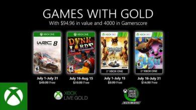 Photo of Los juegos de Xbox con Gold July incluyen WRC8, Saints Row 2 y más