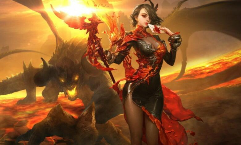 MMORPG AION obtiene nuevo contenido con una actualización masiva