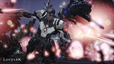 MMORPG Lost Ark presenta una nueva clase con láser y drones