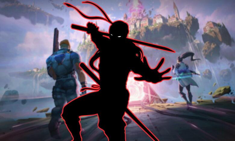 Mira cómo un jugador en Valorant se convierte en el mejor ninja y gira por turnos