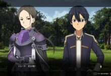 Photo of Nuevo Espada Art Online Alicization Lycoris Video y captura de pantalla Muestran los episodios de Eldrie y Sheyta